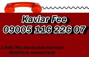 Telefonerotik Kaviar
